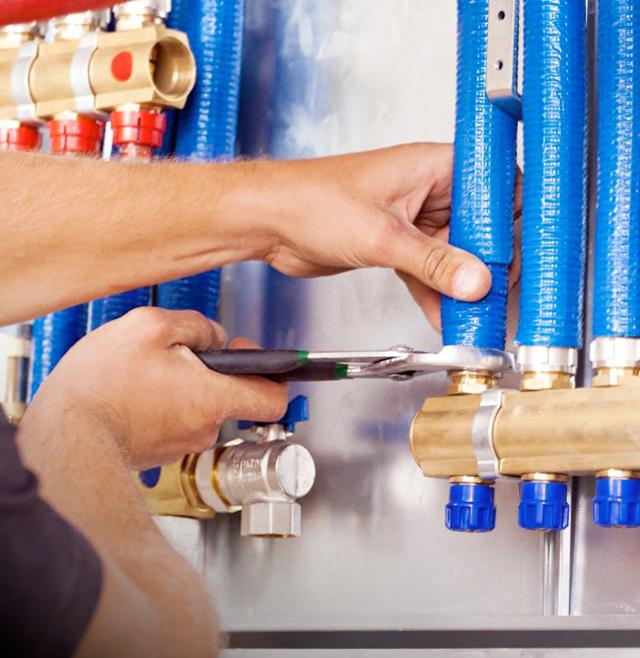 Installazione, montaggio e manutenzione impianti idrici e meccanici